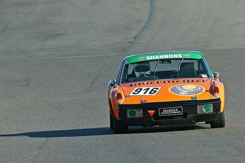 Porsche 914 - 6GT <br>Chris Boridosn
